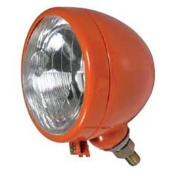 PROIETTORE FIAT (ARANCIONE) diametro mm 130 - 2 luci - DX - SX
