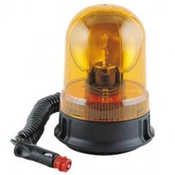 LAMPEGGIANTE - FARO ROTANTE MAGNETICO (24 VOLT)