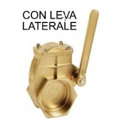 "SARACINESCA LEVA LATERALE DA 4"" (2 FILETTI)"