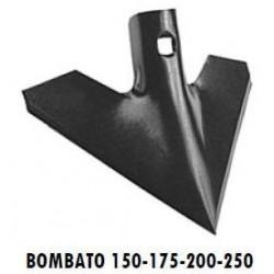 VOMERINO FLEX BOMBATO mm 150