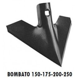 VOMERINO FLEX BOMBATO mm 175