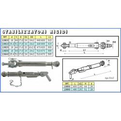 STABILIZZATORE RIGIDO mm 510x27 ~ 2