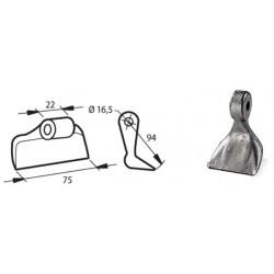 MAZZA RM 32 (HMF, VIGOLO) foro mm 16,5