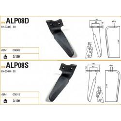DENTE ALPEGO SUPER-PESANTE 110x18x310 INT. 60 [ALP08]