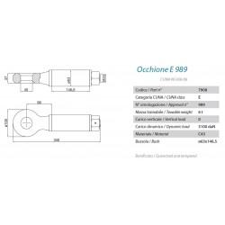OCCHIO TRAINO MONOASSE BBM-989