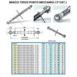 BRACCIO TERZO PUNTO 380x27 - 2^ CAT.