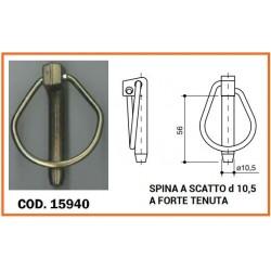 SPINA A SCATTO mm 10x56 LS A FORTE TENUTA