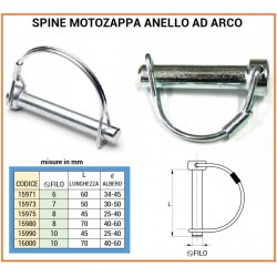 SPINA MOTOZAPPA mm 8x45