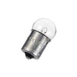 LAMPADINA SFERICA 12V 5W - BA15S