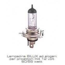 LAMPADINA ANABBAGLIANTI  - H 4 ALOGENA