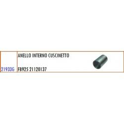 ANELLO INTERNO CUSCINETTO GASPARDO FB925 21120137 - ORIGINALE