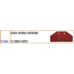 GUIDA INTERNA INFERIORE 21120045 GASPARDO FB925 - ORIGINALE