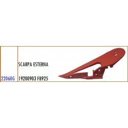 SCARPA ESTERNA 19200903 GASPARDO FB925 - ORIGINALE