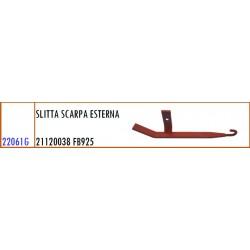SLITTA SCARPA ESTERNA 21120038 GASPARDO FB925 - ORIGINALE