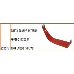 SLITTA SCARPA INTERNA GASPARDO FB940 21120324 TIPO LARGO (NUOVO) - ORIGINALE
